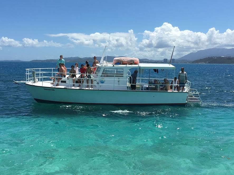 The Innovation Puerto Rico Boat Trips Sail Snorkel Fun